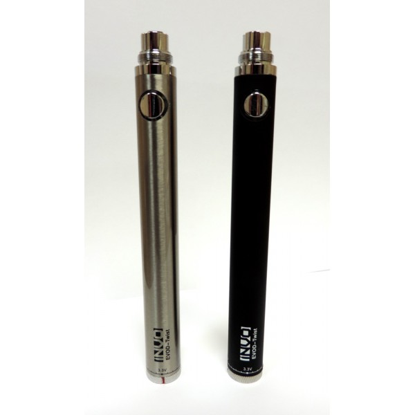 INVO 1100mah EVOD Twist Batteries